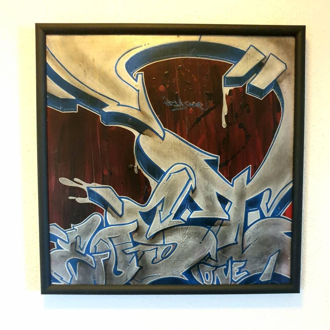 artigall: Crome Style  Gemälde Eostone