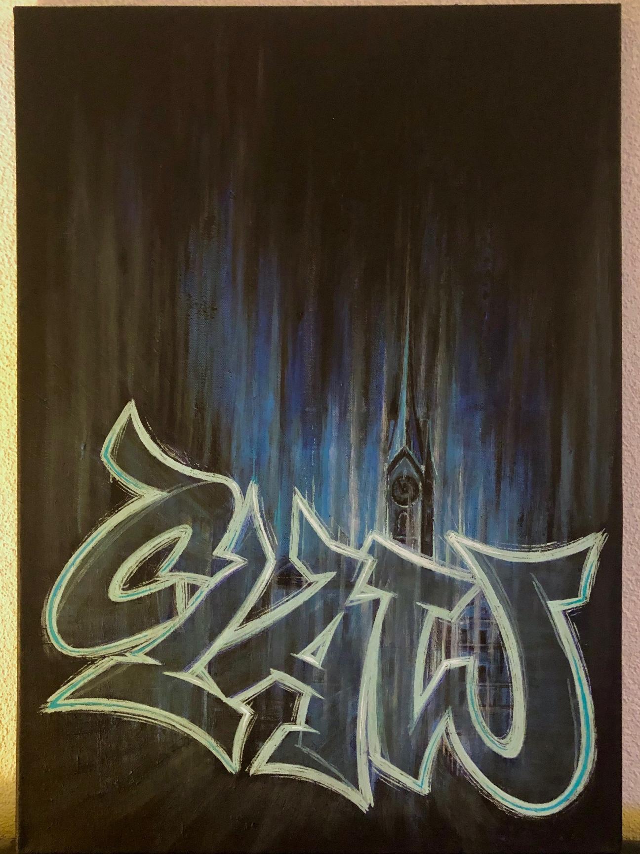 artigall: Claw  Gemälde Claw71