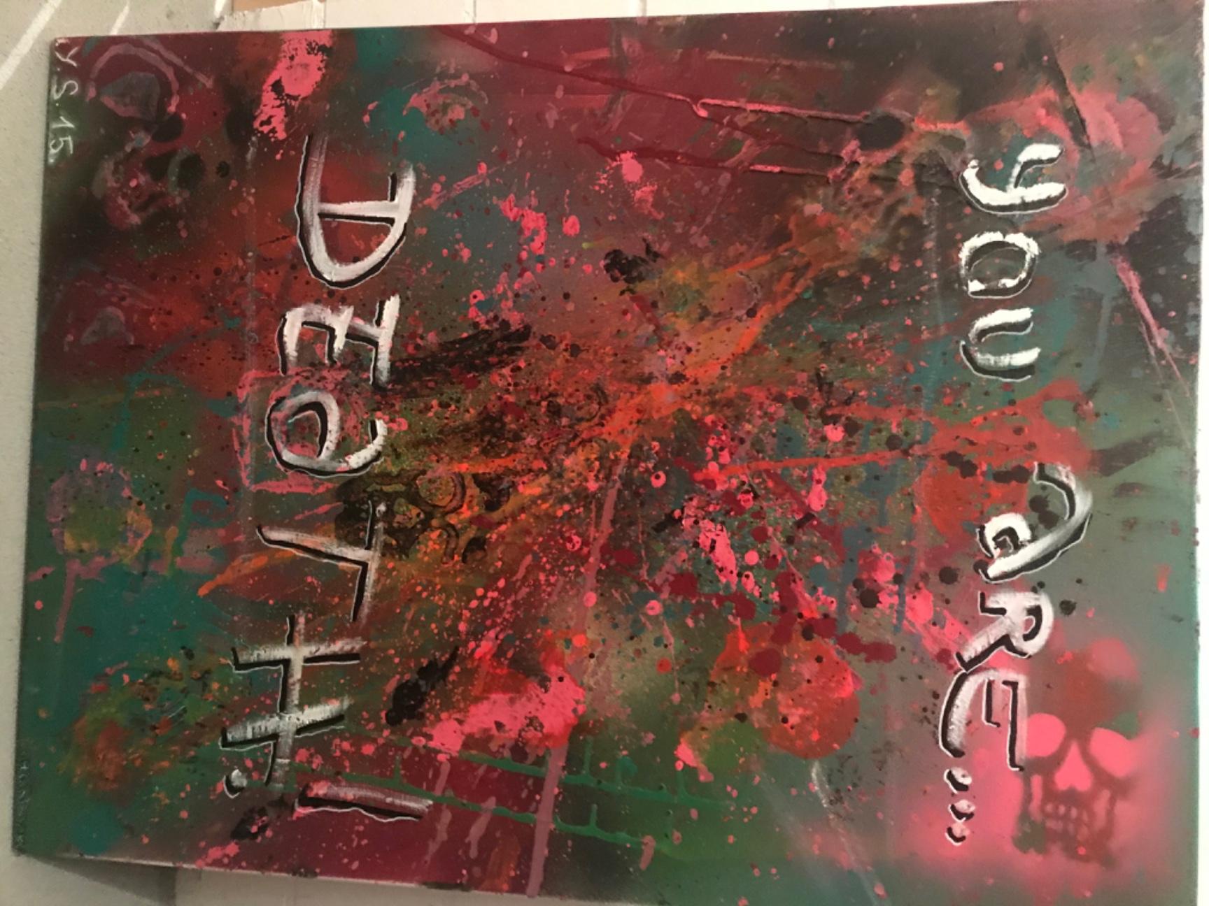 artigall: Death Kunstwerk Detailansicht