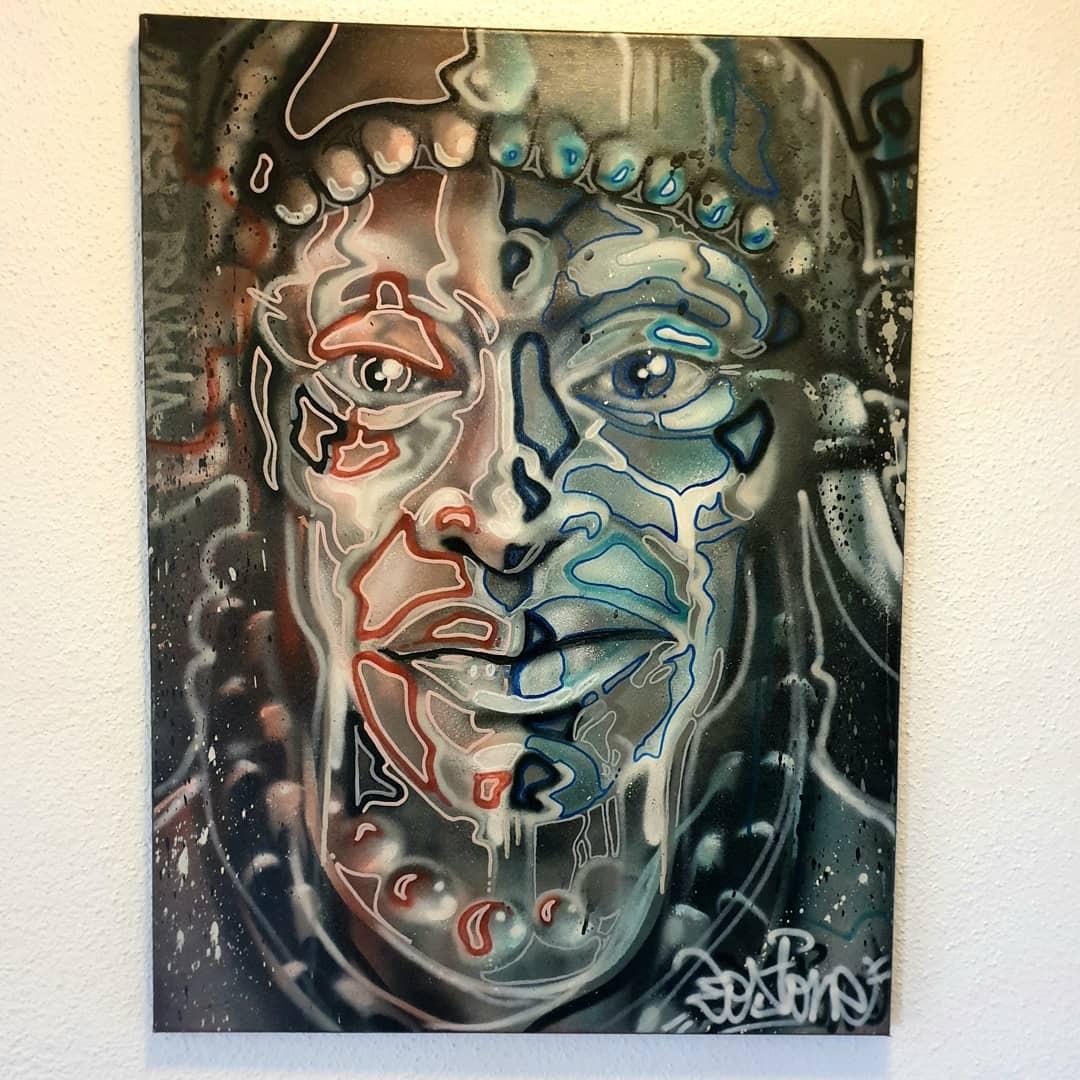 artigall: Mursi Prakma Gemälde Eostone