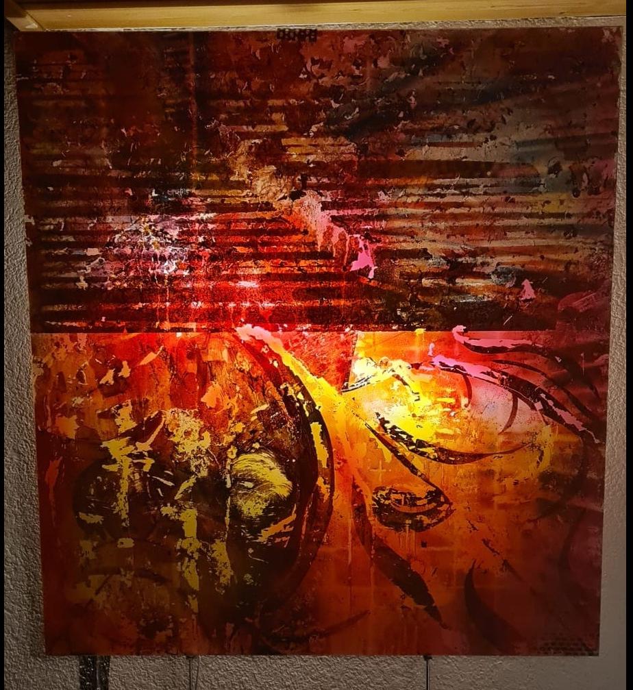 artigall: neue Kunstwerke Nimm Mich #2 FabisArt