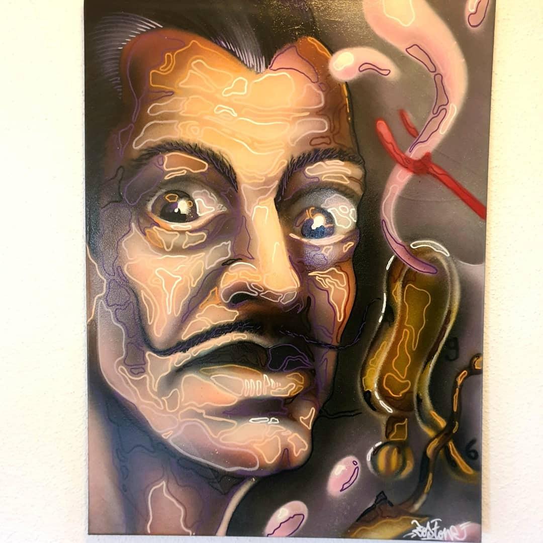 artigall: Dali Gemälde Eostone