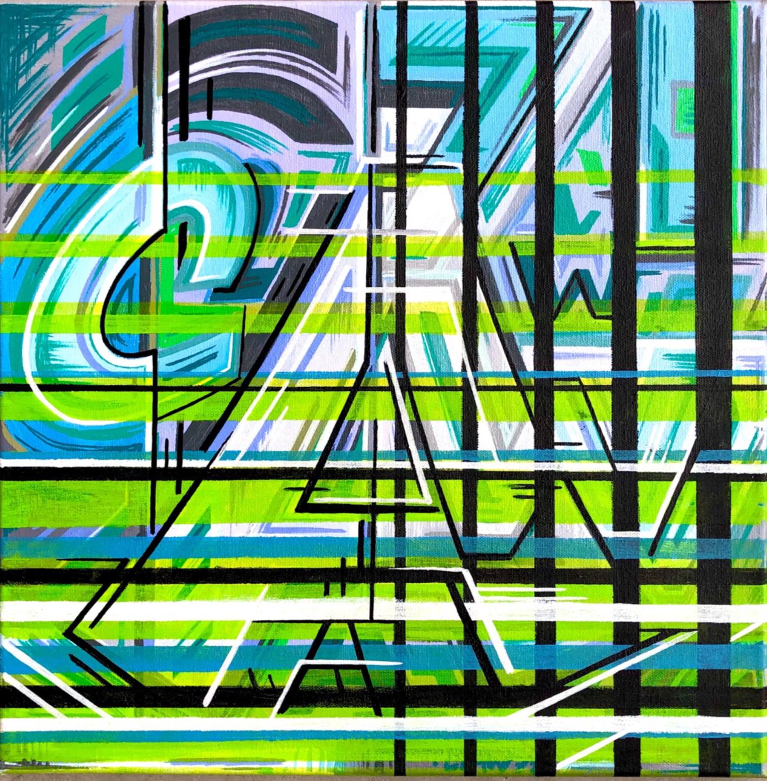 artigall: Braindamage Kunstwerk Detailansicht
