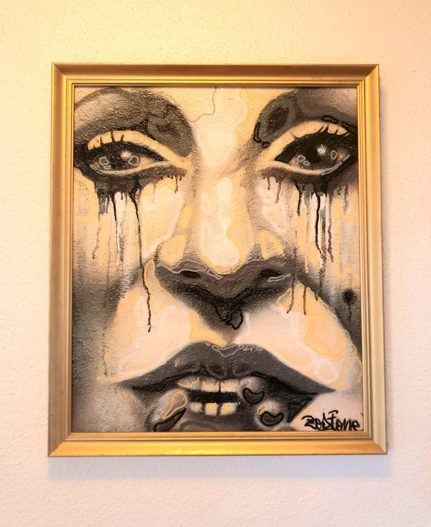 artigall: Marilyn Gemälde Eostone