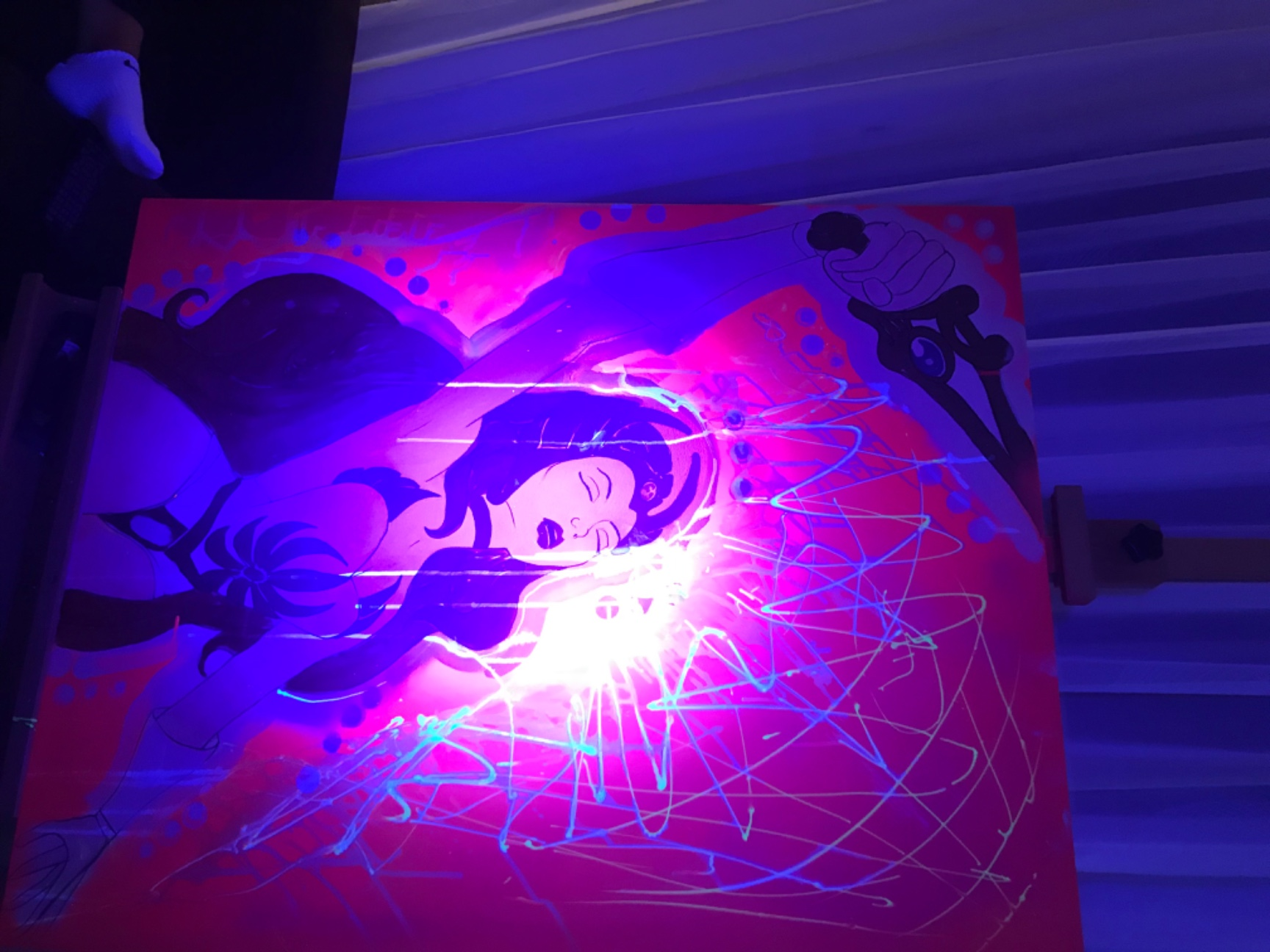 artigall: Seela Master of the Univers Gemälde skywalker