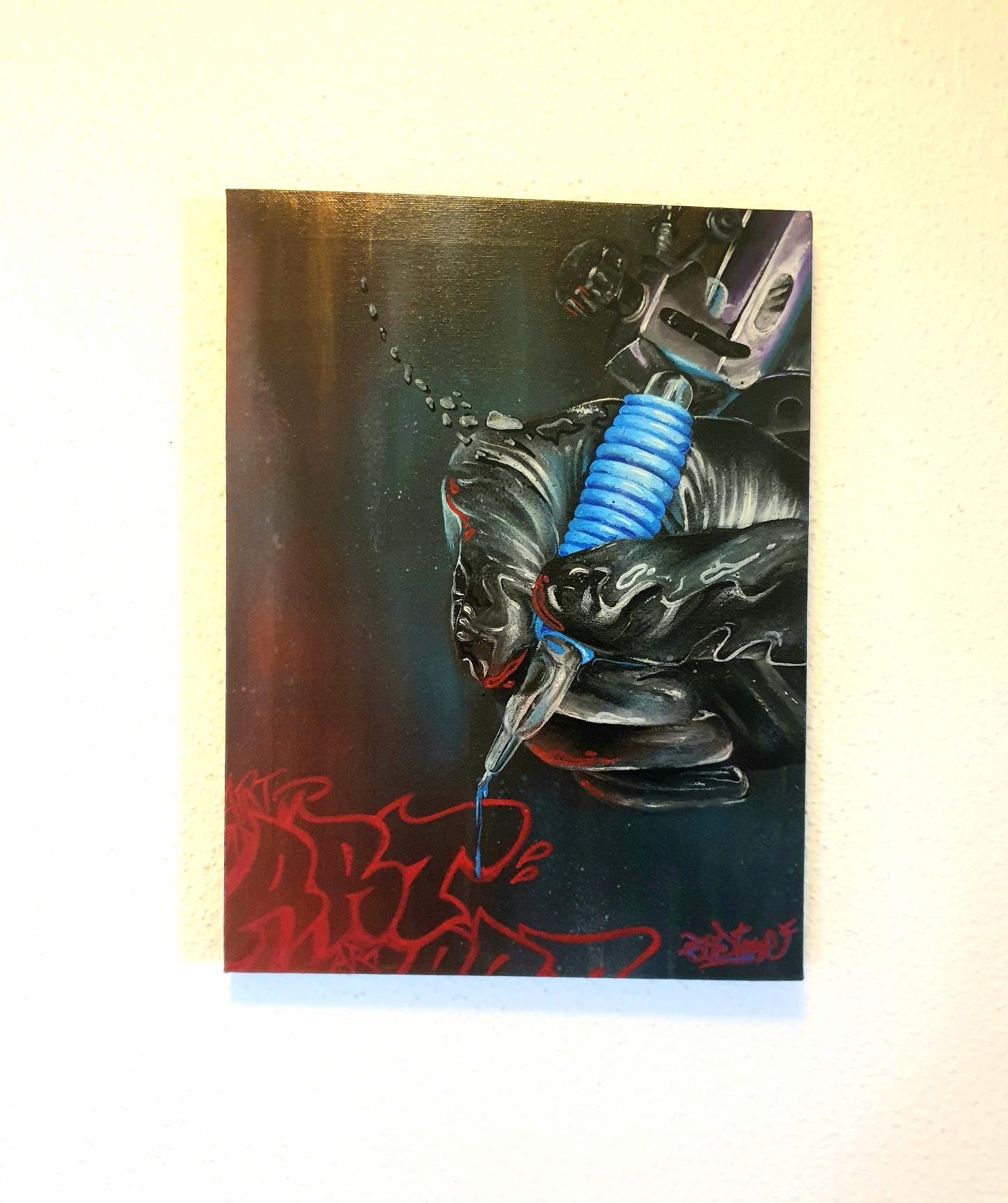artigall: Handarbeit Gemälde Eostone